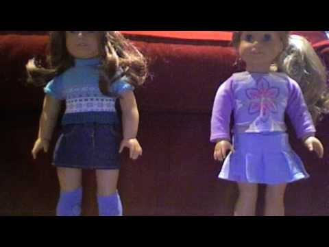 American Girl Dolls-What it takes from camp rock