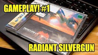 Gameplay! #1 - Radiant Silvergun (Sega Saturn)