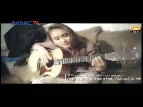 Ayu Ting-Ting Belajar Main Gitar Demi Single Terbaru - DMD Show Spesial (3/7)
