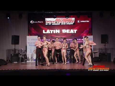 NSC 2018 - 19.01.18 - LATIN BEAT
