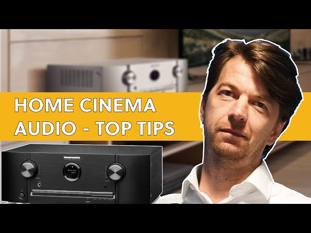 Top Audio Tips for Home Cinema