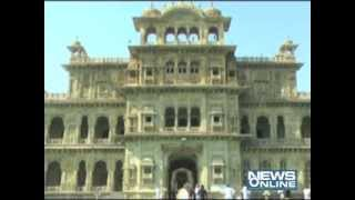 morbi:After 13 year royal family renovate the  temlpe