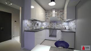 Обзор ремонта квартиры. РБК Дизайн и Ремонт
