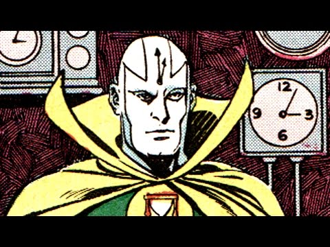 Underrated Rogues: Chronos (The Atom's Archenemy)