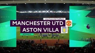 Manchester United Vs Aston Villa | Old Trafford | 2019 20 Premier League | Fifa 20