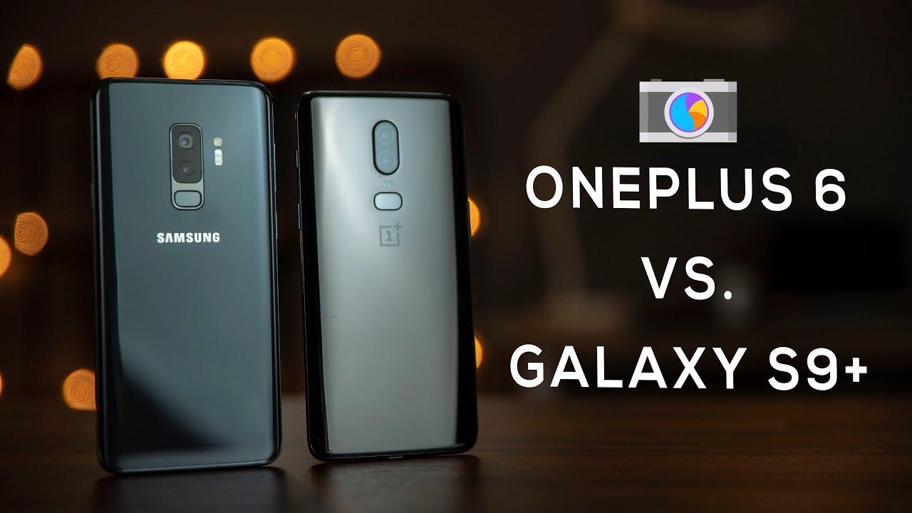 oneplus 6 vs samsung s9