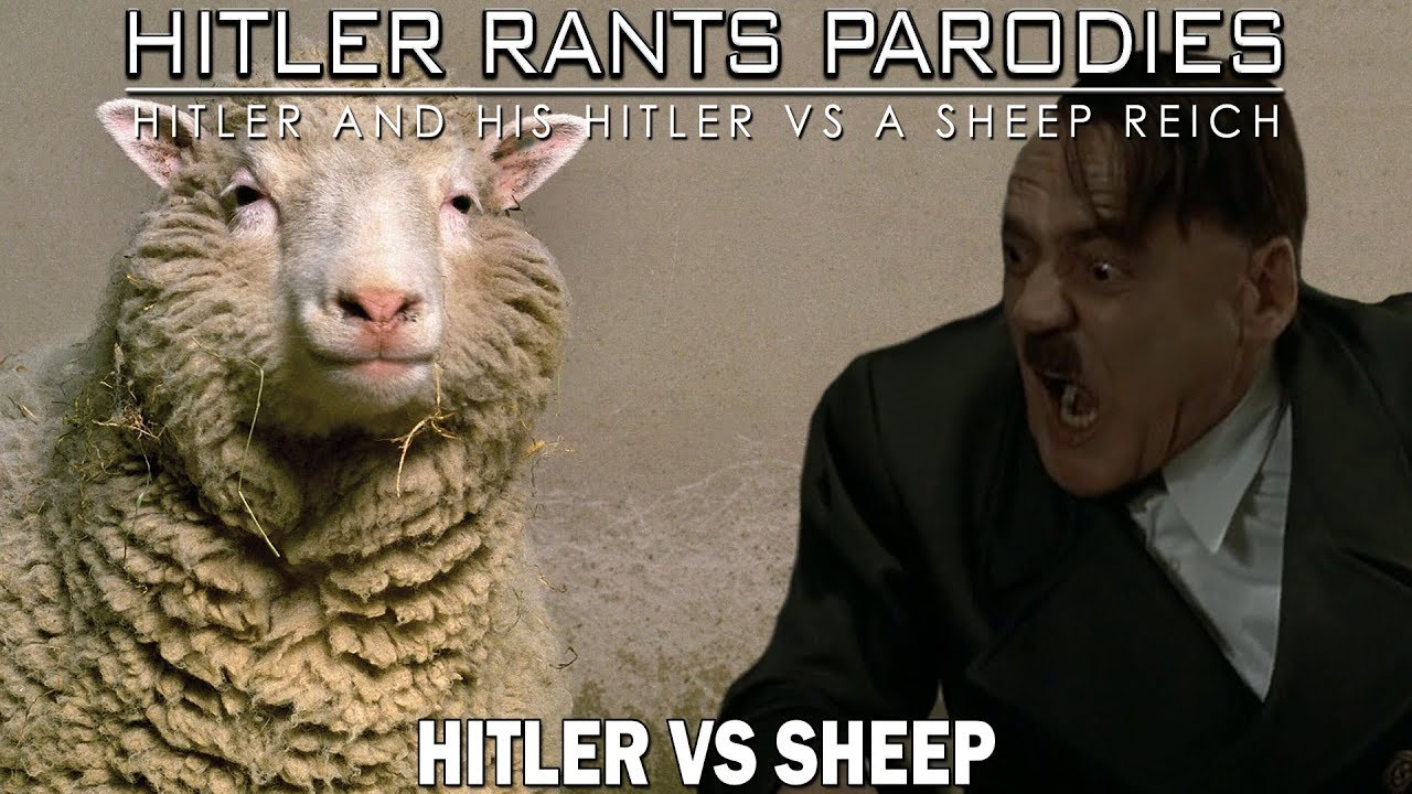 Hitler Vs Sheep