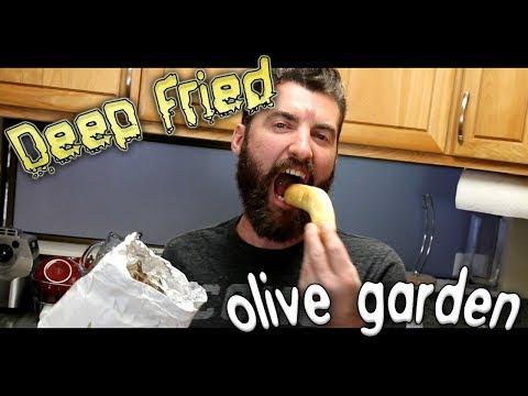 Deep Fried Olive Garden
