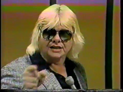 LARRY  SHARPE  INTERVIEW ON BAM BAM BIGELOW -1986