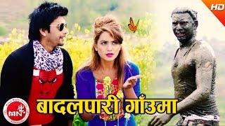 New Nepali Lok Dohori 2074 | Badalpari - Devi Gharti & Dhirendra BK | Ft.Sarika KC & Buddhabir Thapa