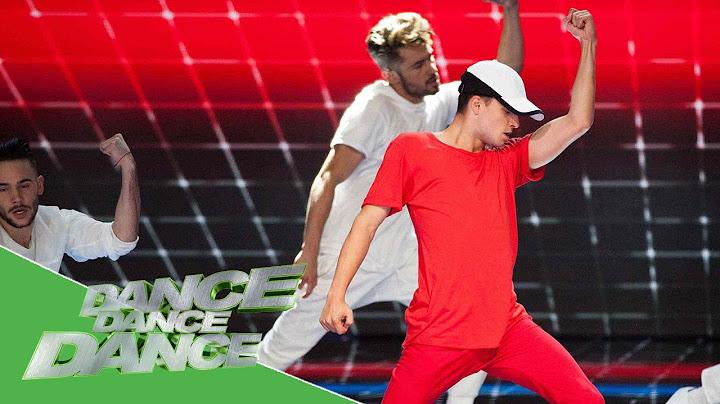buddy danst op what do you mean van justin bieber  dance dance dance