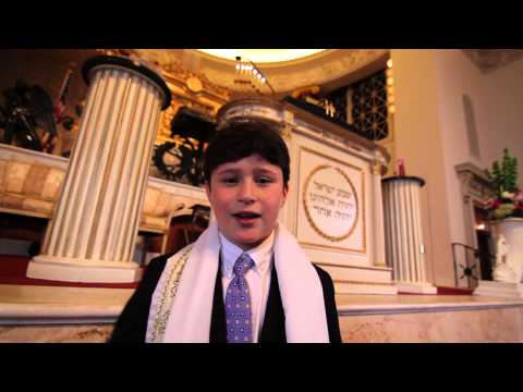 Daniel's Bar Mitzvah - SAVE THE DATE