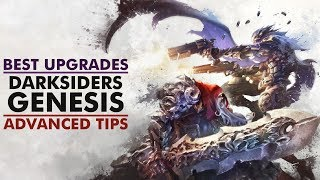 Darksiders Genesis | Best Upgrades To Get ASAP + Advanced Tips