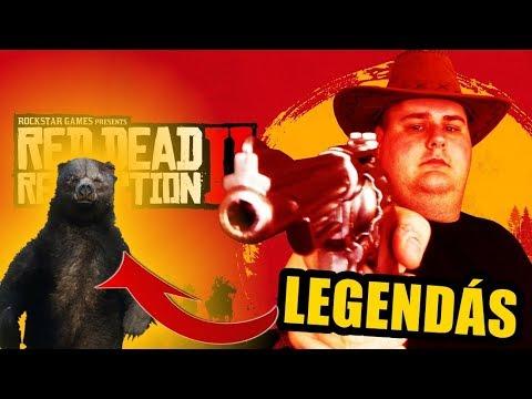 LEGENDÁS MEDVE VADÁSZAT! | RED DEAD REDEMPTION 2 letöltés