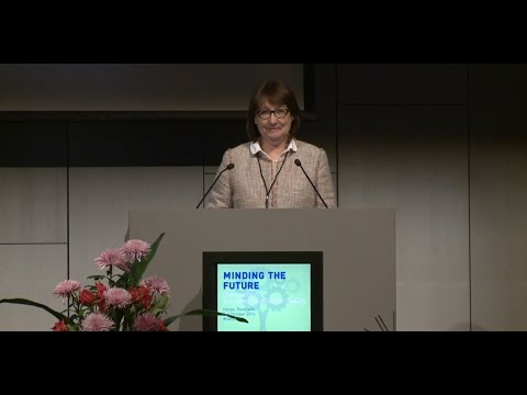 Prof. Dr. Christine Lang, Chairwoman in German Bioeconomy Council and CEO ORGANOBALANCE GmbH