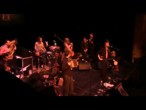Bellowhead.London Town@Buxton Opera House 2008
