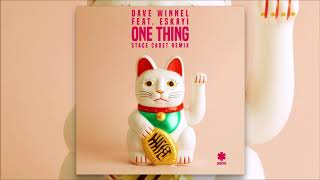 Dave Winnel feat  Eskayi - One Thing (Stace Cadet Remix)