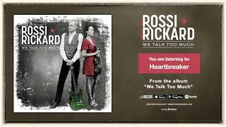 """Francis Rossi & Hannah Rickard """"Heartbreaker"""" Official Song Stream - new album out now"""