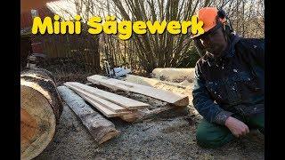 Das kleinste Sägewerk der Welt - Timberjig