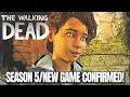 The Walking Dead:Season 5: More TWD Games Confirmed - (Skybound Games)