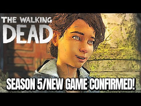 The Walking Dead:Season 5: NEW TWD GAMES Confirmed - (Skybound Games)