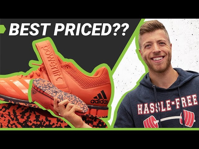 promo code 9a13e f4fa4 Adidas Powerlift 3.1 Weightlifting Shoes Review