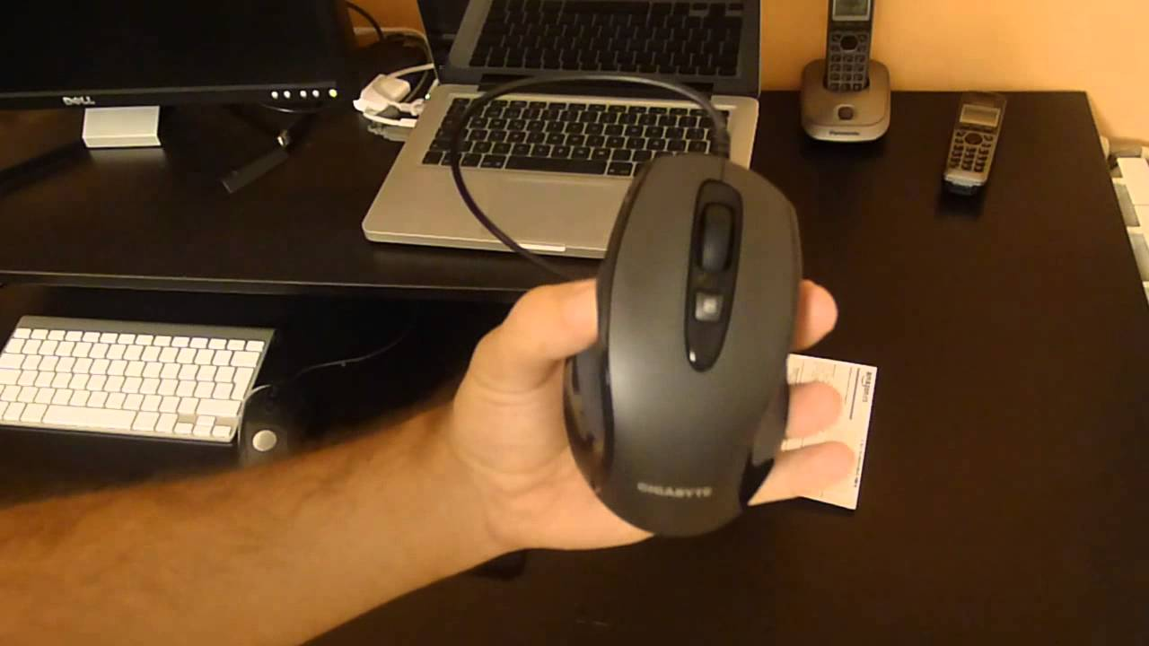 GIGABYTE MOUSE M6800 DRIVER PC