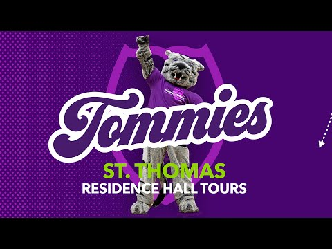 St. Thomas Residence Halls for First Year Students