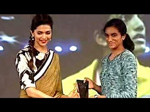 Sportsperson of the Year: P V Sindhu