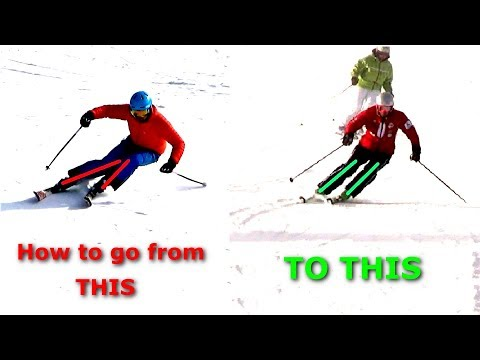 Carving drill: HOW TO RID A-FRAME