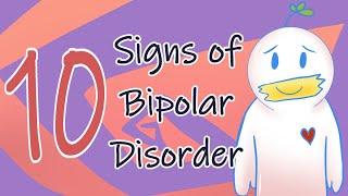 10 Signs of Bipolar Disorder