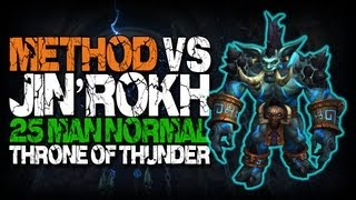 Method vs Jin'rokh the Breaker (25 Normal)