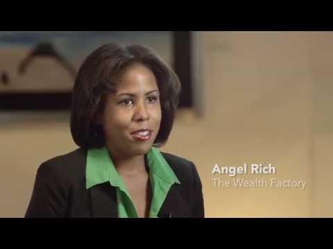 2014 Rising Heroine Award Winner: Angel Rich