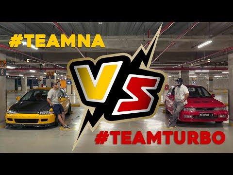 Turbo VS N/A : Menjawab Tantangan Om Mobi