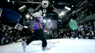 Paco vs Cima - Semi finals - Red Bull BC One Italy Cypher