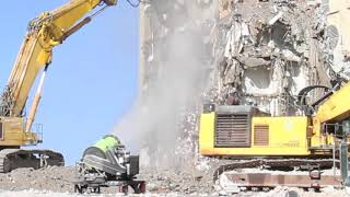 Excavator Unearths Cache of Playing Cards at Las Vegas Club