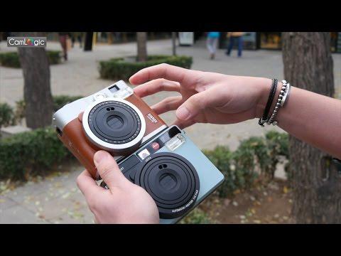 【CamLogic 相机逻辑】LEICA 徕卡 SOFORT(feat. Fujifilm instax mini 90)