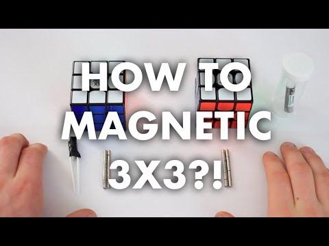 Magnetic 3x3 Tutorial