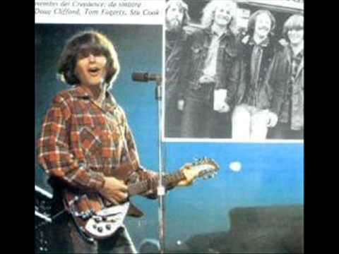 CCR Bad Moon Rising  At Madison Square Garden 1970