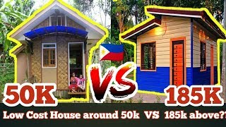 Low Cost House Construction Design In The Philippines🇵🇭 😱