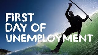 First Day of Unemployment ◆ IVANS. VLOG #3