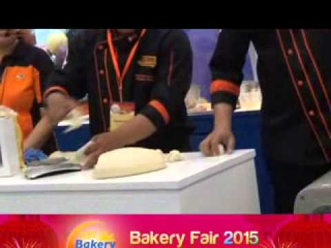 BAKING & COOKING DEMO WORLD TRADE CENTER, MANILA BAKERY FAIR 2015