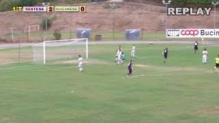 Eccellenza Girone B Bucinese-Sestese 0-3