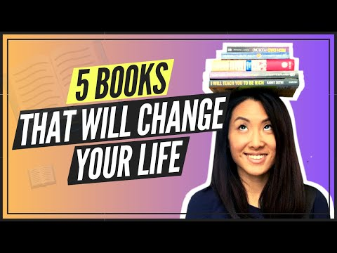 Best Personal Finance Books Of All Time (5 BOOKS THAT CHANGED MY LIFE)