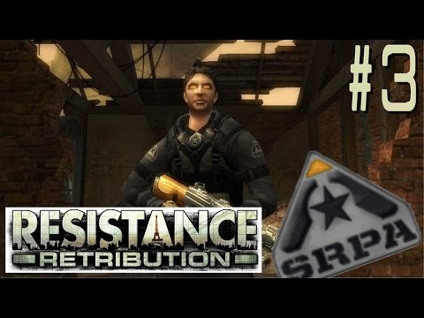 Resistance: Retribution (Infected) - Chapter 1: The Guns of Rotterdam - Industrial Area