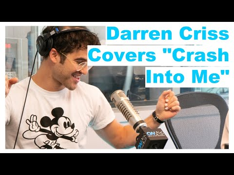 """Darren Criss Covers """"Crash Into Me"""" With Steve Aoki 