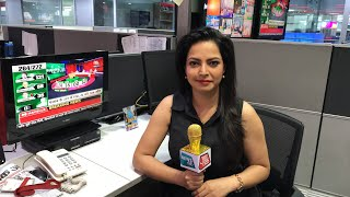 Shweta Jha (News Anchor) Age, Husband, Family, biography