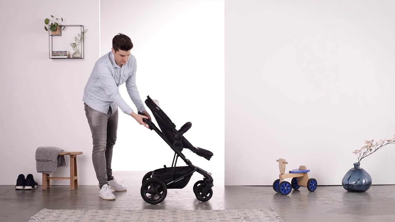 Kinderwagen Easywalker Duo Easywalker Harvey Demo Video 2018