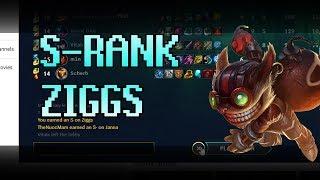 S Rank Ziggs