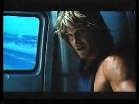 POINT BREAK (1991) con Patrick Swayze - Trailer cinematografico